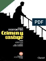 Crimen y castigo - Comic
