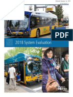 King County Metro - 2018 System Evaluation