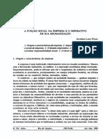 Waldírio Bulgarelli - As Sociedades Em Comandita
