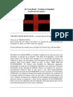 The Red Cross Book (Sin Comentarios)