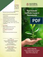 Panchakarma Course