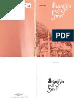 Kadić, Rešad - Ilhamijin Put u Smrt, pripovijest, 1976