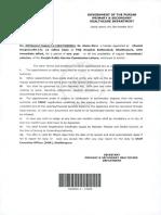 17429 Dr. Ateka Rizvi (Dental SurgeonBS-17) on Adhoc Basis