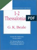 [G. K. Beale] 1-2 Thessalonians (the Ivp New Testa(B-ok.org)