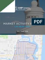 Las Olas Isles - Market Activity Report - 2018