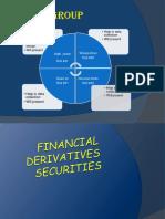 Financial Derivatives Securities IA
