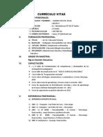 CV Prof René Quimiriki