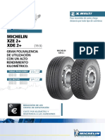 MICHELIN XZE-XDE