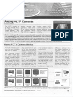 Cctv Ip vs Analog