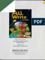 页面提取自-All Write- A Student Handbok for Writing and Learning 493页