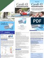 Brochure - Megalive CoQ10 and L Carnitine Formula