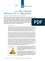 Product Factsheet Almond Oil Germany Vegetable Oils Oilseeds 2014