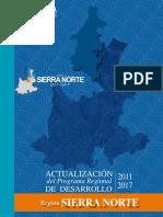 Programa Sierra Norte