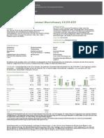 Fact Sheet Spdr Msci Europe Energy Etf Ie00bkwq0f09 de 20180228