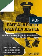 Guide d'autodéfense juridique