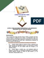 Constitución de Yor2