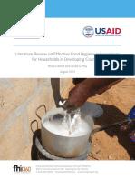 Food Hygiene Literature Review (1)