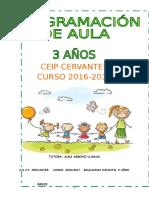 Programación Alba 3 Años 2016-2017