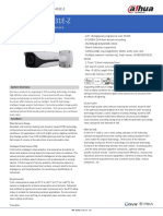4mp Ip Vodoustoichiva Kamera s Ir Osvetlenie Do 50 Metra Dahua 1501 Instructions for Use