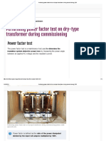 Performing power factor test on dry-type transformer during commissioning _ EEP-1.pdf