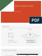 Sosialisasi Aplikasi Rekam Medis OpenEMR