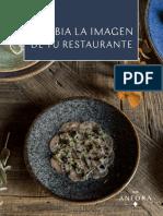 Anfora - Cambia La Imagen de Tu Restaurante (eBook)