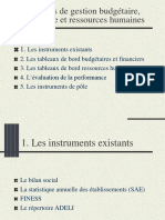 Outils Gestion Budgetaire Financiere Ressources Humaines Cours Holcman
