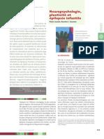 Callosotomie-épilepsie