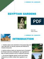 Egyptian Gardens