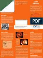 2012-2015 Sinusitis 6pp DL (09006)