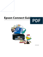 Epson Connect Users Manual