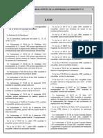 Algerie Code 2014 Minier