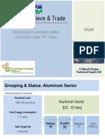 PAT MV Guidelines by Mr. S. Vikash Ranjan Technical Expert GIZ