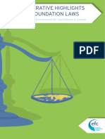 Comparativa de Fundaciones Europeas 2015