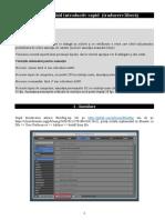 Manual de Utilizare BlenRig 5, add-on pentru Blender 3D