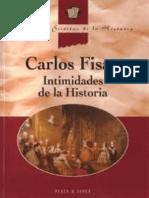 Intimidades de La Historia - Carlos Fisas