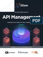 Guide to API Management - Real World Design 2018