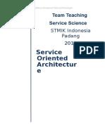 Ch10. Service Oriented Architecture