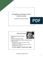 Arq 4 - Psicogenese da lingua escrita-slides passados em aula set 2014.pdf