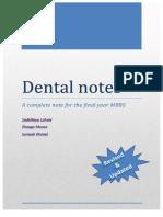 Dlscrib.com Dentistry Final