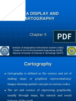 Chapter 9 - Data Display and Cartography