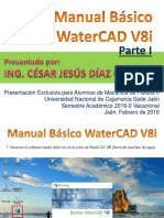 Manual Bsico Watercad v8i Part 01 by Ing Csar Jess Daz Coronel 160217081338