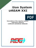 Dream 21N EOBD Pro Software Návod k Použití 5.0.8_ENG