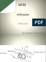 H 8 Infiltración