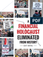 A Financial Holocaust Eliminated From History