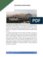 Historia constructiva Grecia y Roma