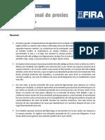 Reporte Semanal de Precios - Semana 50 (10-14 Dic 2018)