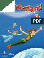Wonderland Junior a Flashcard