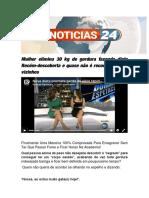 Uma Maneira 100% Garantida De Emagrecer Rápido e Fácil Sem Passar Fome.pdf