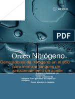 Oreco Nitrogen Brochure